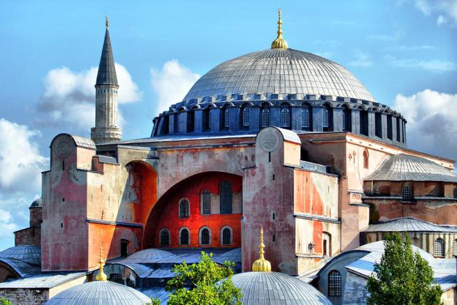 Hagia Sophia, the West and Islam - The other side of jihad