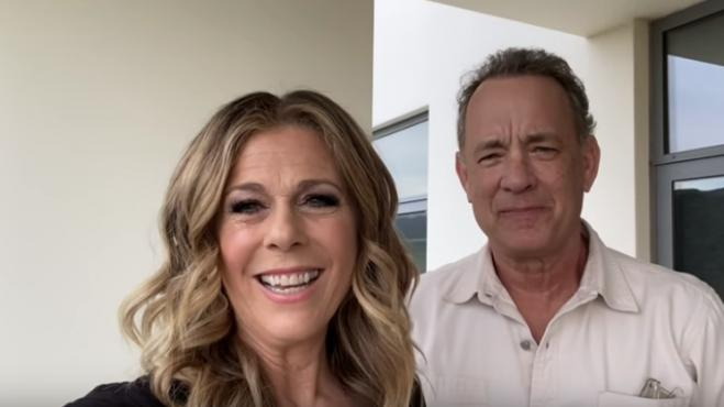 Tom Hanks and Rita Wilson invite all to join celebrations for 200th anniversary of Greek Independence (video)