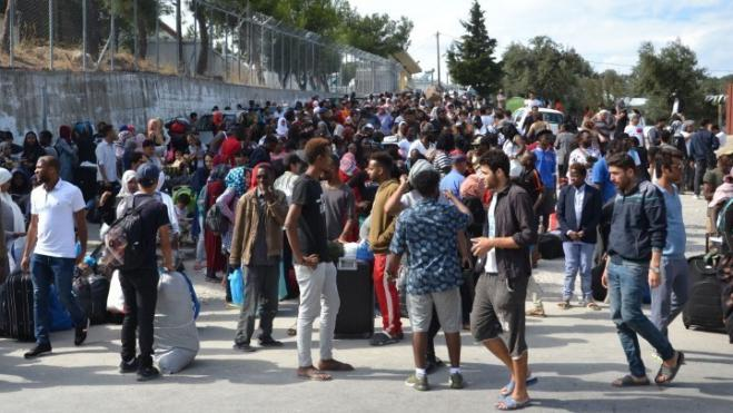 DW: Greece accuses NGOs of stoking unrest in refugee camp