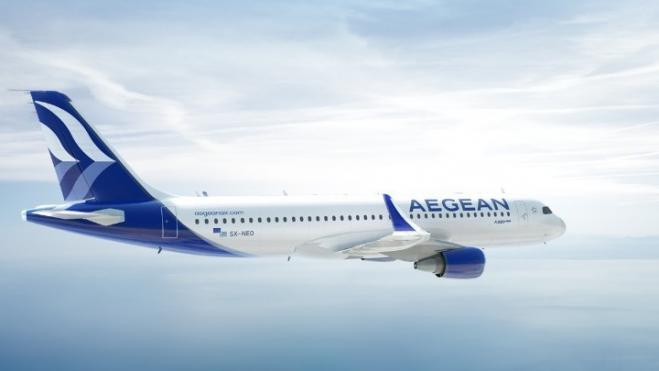 Aegean positive about state support package of airline sector