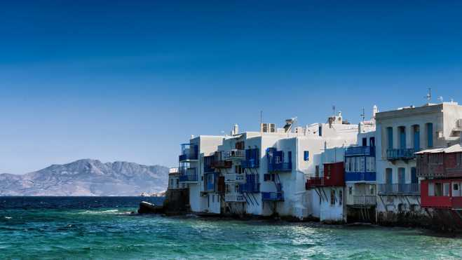 Tourist arrivals up by 10% in Mykonos