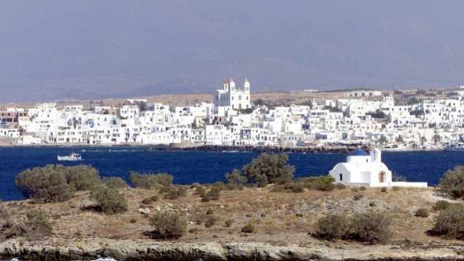 Paros seeks to become the first plastic waste-free island in the Mediterranean
