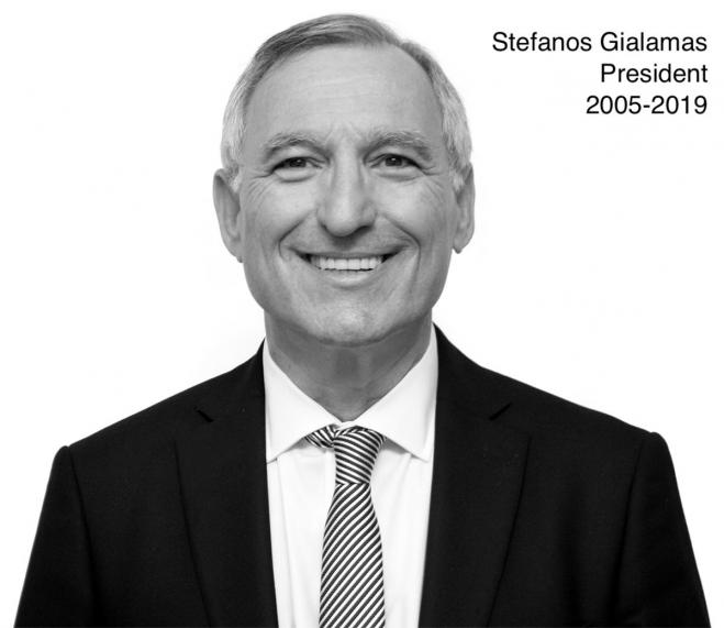 ACS Athens announces the passing of President Stefanos Gialamas, 54