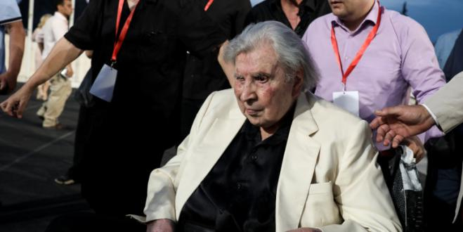School named after composer Mikis Theodorakis, his response