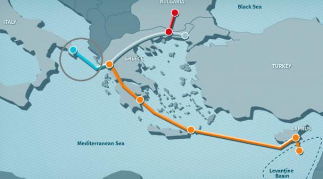 IGI Poseidon finalizes tendering procedure for offshore sections of EastMed