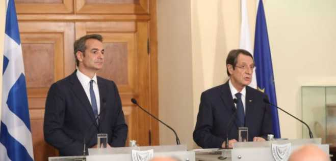 Greek PM: Cyprus will have the support of Greece in any escalation of the Turkish provocations