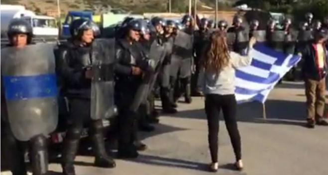 The Greek Minority in Albania reacts against new government plan to seize properties in Himara, Northern Epirus
