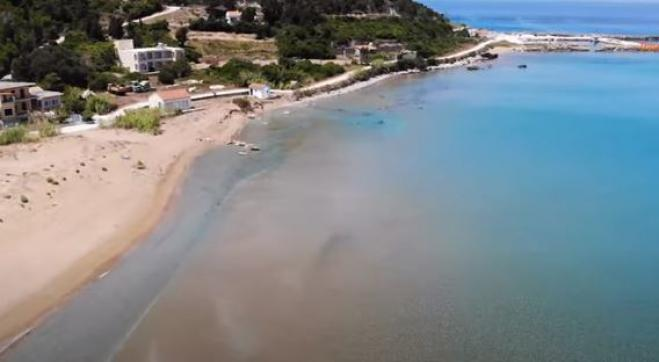 Mathraki, on the road to the Adriatic ... (vid)