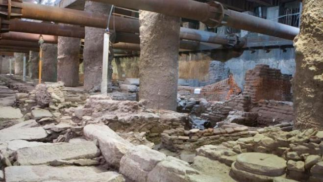 CAS approves temporary removal of antiquities during construction of Thessaloniki metro
