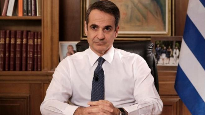 PM Mitsotakis to CNN: Greek society has shown great solidarity