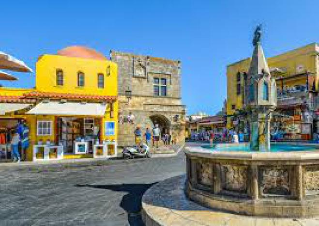 Greek American tourists test Covid-19 positive on Rhodes