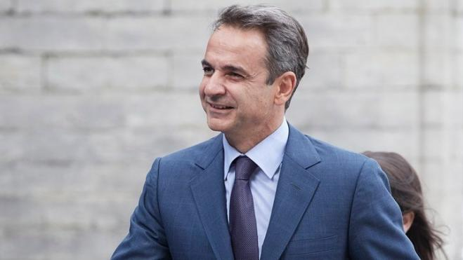 PM Mitsotakis: No political solution in Libya without scrapping of Turkish-Libya deal