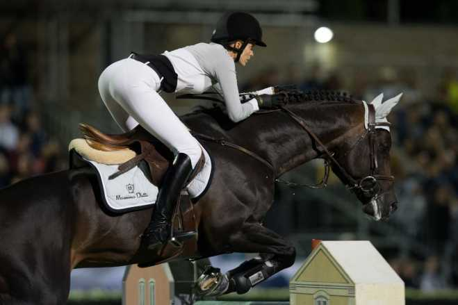 Athina Onassis mulls competing in Greece