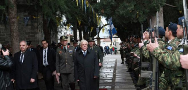 President Pavlopoulos to Turkey: Greece will defend its sovereignty