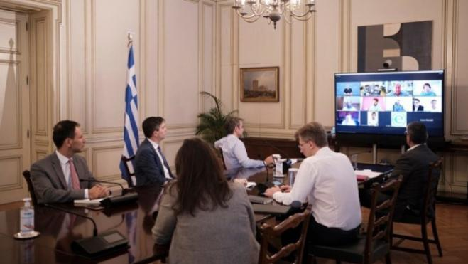 PM Mitsotakis highlights the milestones for the development of high technology in Greece