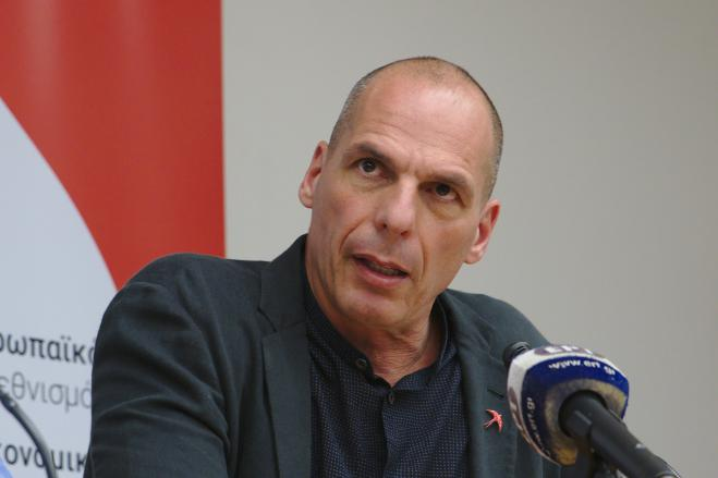 Hypocricy: Yanis Varoufakis calls for the boycott of Amazon on Black Friday! (vid)