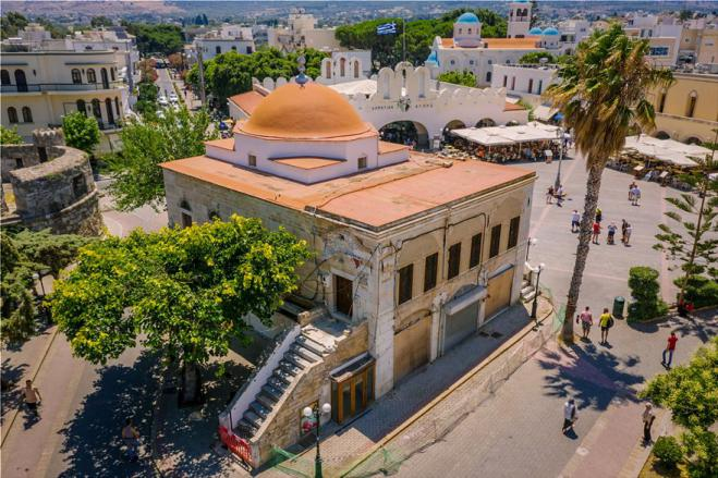 Greece grants permits to 3 Mosques in Kos and Rhodes, as Turkey claims the islands have Turkish minorities