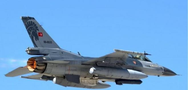 Turkey violates Greek airspace 78 times, resulting in 8 F-16 dog fights over Aegean