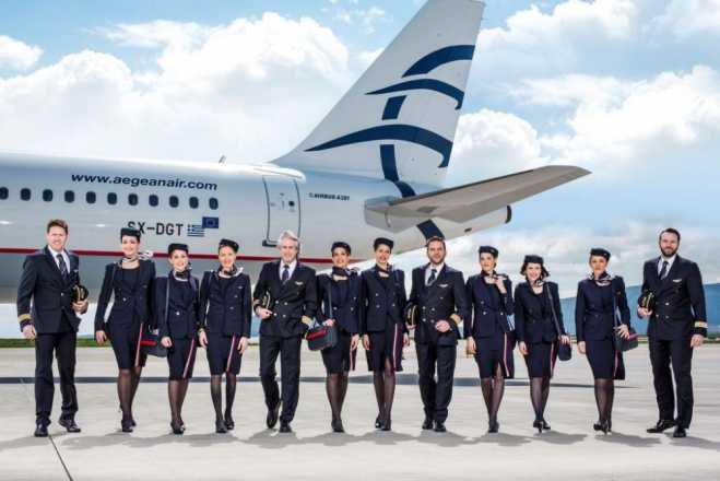 Aegean Airlines voted Best Regional Airline