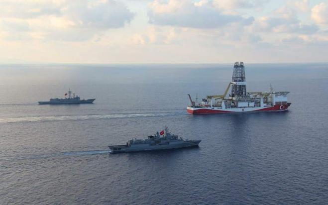 State Department calls on Turkey to stop drilling in Cyprus EEZ