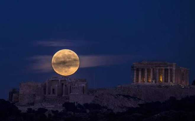 Acropolis photo by National Geographic gets over 1.2 million Instagram likes