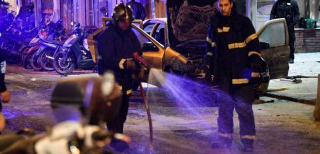 Greece gripped by lawlessness