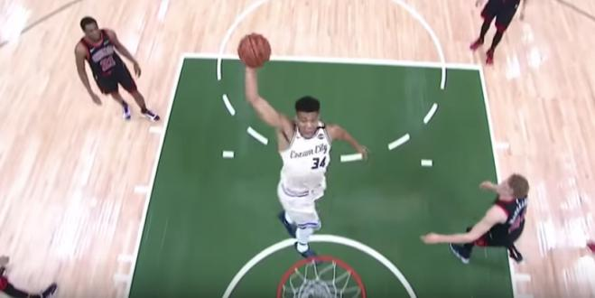 Greek Freak posts 4th triple double in Bucks' win against Bulls (vid)