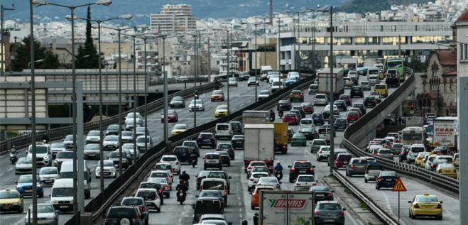 Strikes in transport in Athens over social security Bill