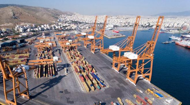 "Greek PM from China: ""Our common goal to make Piraeus port the largest in Europe ..."""