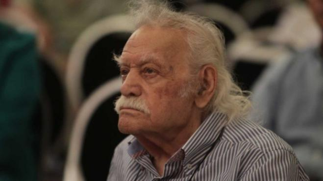 Acropolis flag to fly at half-mast for Glezos