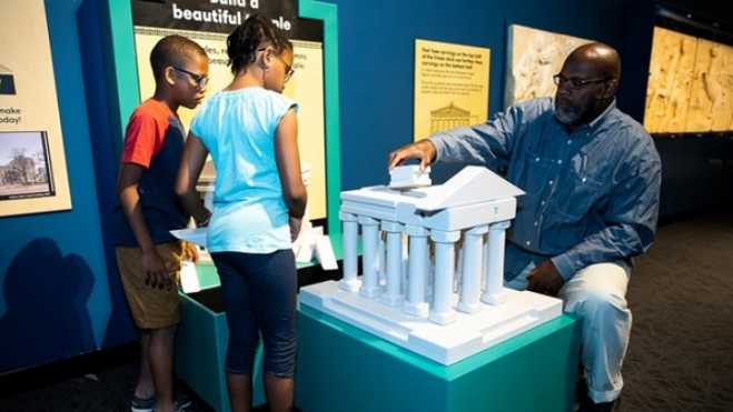 'Treasures of Ancient Greece: Life, Myth and Heroes' opens at Indianapolis Children's Museum