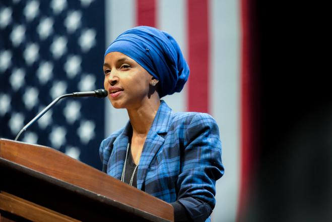 Did Ilhman Omar marry brother to get him green card?