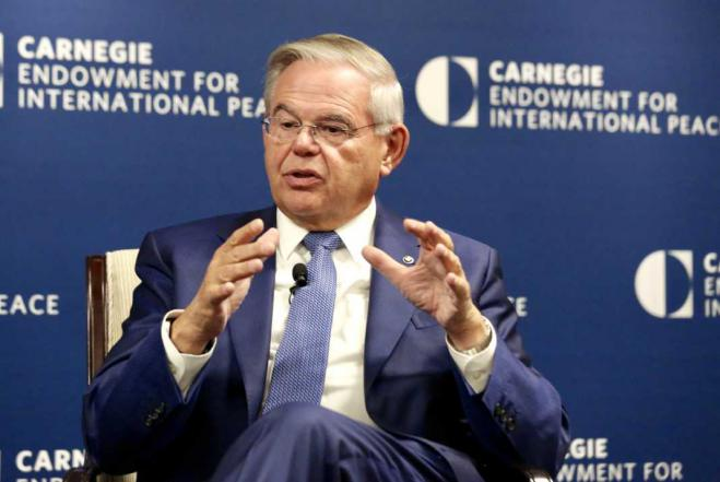 Senator Menendez calls for recalibrating U.S.-Turkey relationship, announces new effort to hold Turkey accountable for human rights abuses in Syria (vid)
