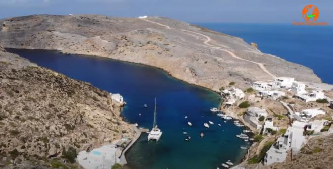 A slice of heaven on Sifnos