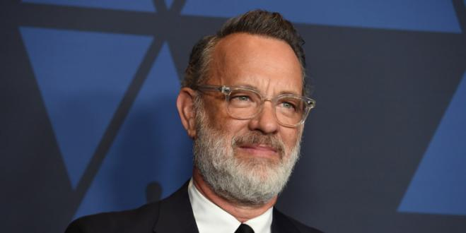 Tom Hanks posts tweet after becoming Greek citizen