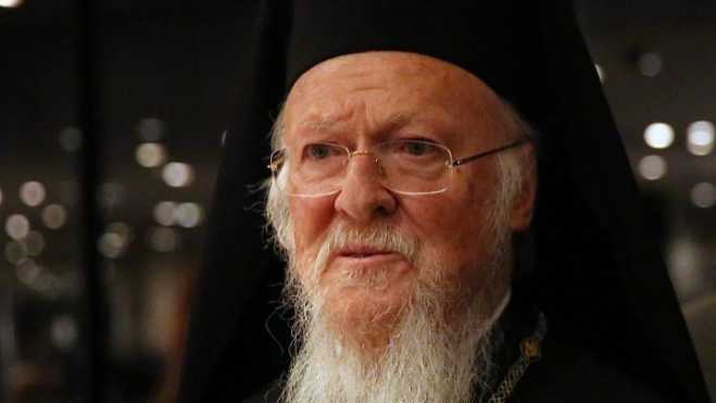 Ecumenical Patriarch Bartholomew urges world leaders to achieve targets of Paris Agreement