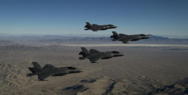 Greece, US negotiations on purchase of F-35s squadron to be launched soon