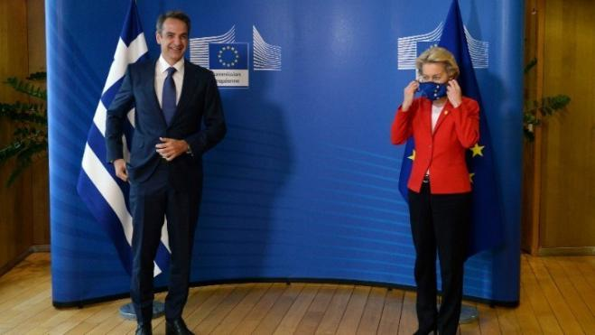 PM Mitsotakis has proposed 'Covid-19 vaccination certificate' in letter to EU Commission