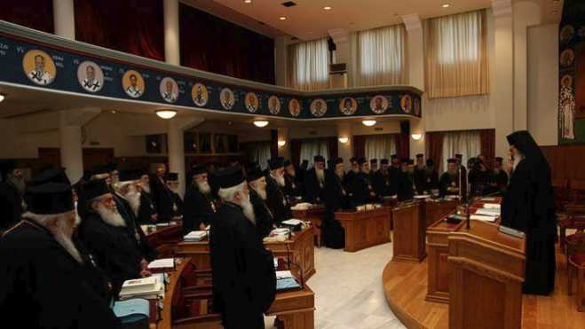 Holy Synod rejects church-state deal