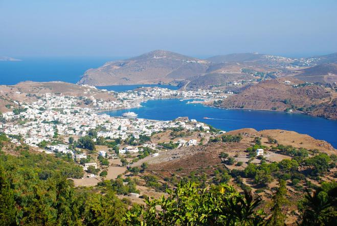 The island of Patmos prepares for return of tourism