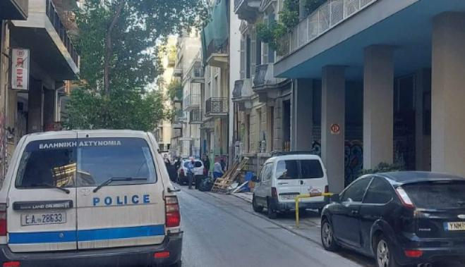 Hellenic Police evict anarchist squat in downtown Athens