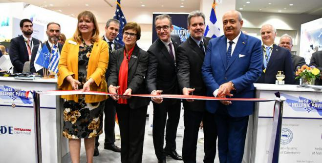 AUSA 2019: Sixth presence of the Greek defense industry