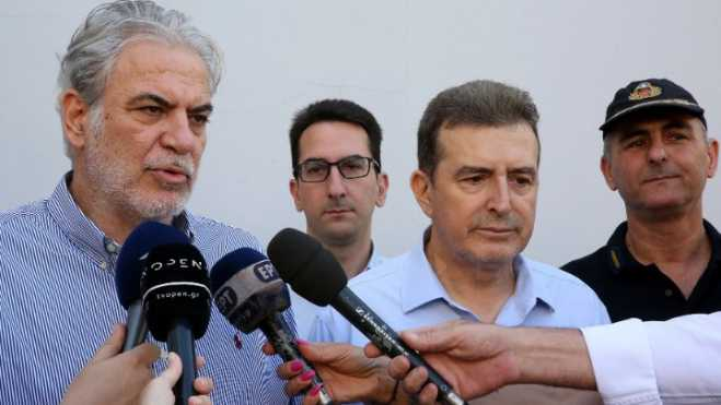 EU activates RescEU mechanism; Commissioner Stylianides: We stand by Greece