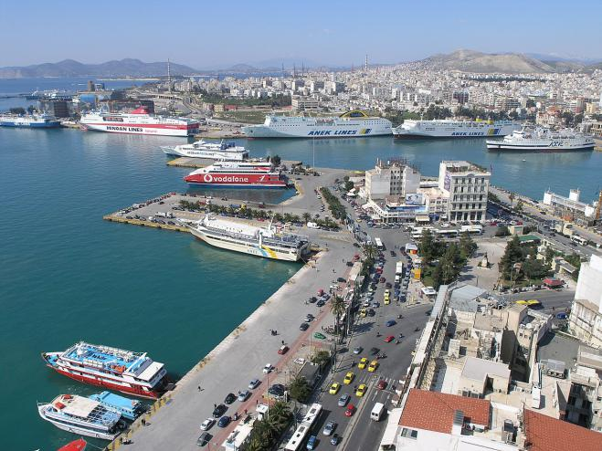 Piraeus Port says turnover up 12.3 pct in 2019