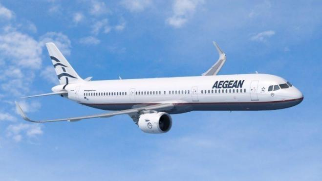 Aegean Airlines suspends flights abroad except for Brussels, March 26-April 30