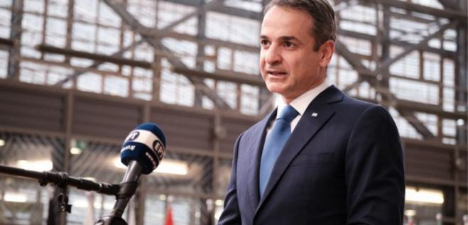 PM Mitsotakis to visit Evros with EU Council President Charles Michel
