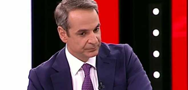 "Mitsotakis on Alpha TV: Tsipras ""exchanged"" Macedonia issue for other promises"