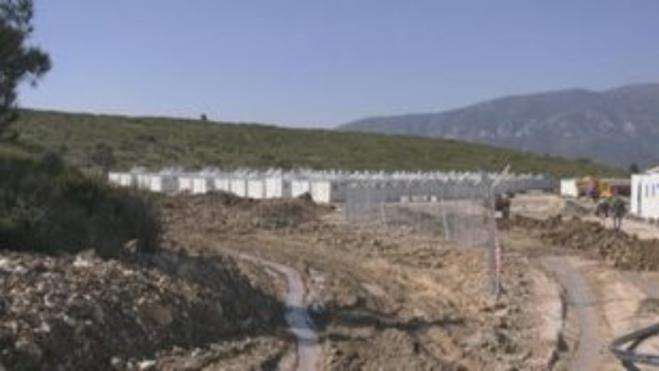 Aktor, Mytilineos,Terna awarded projects for construction of closed refugee camps