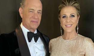 Tom Hanks and Rita Wilson, were released from Australian hospital