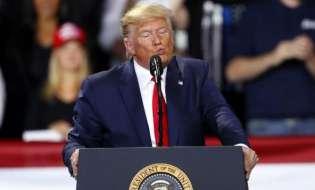"""Παραπομπή Τραμπ: Ο έξαλλος πρόεδρος και το """"μίσος της ριζοσπαστικής αριστεράς"""""""